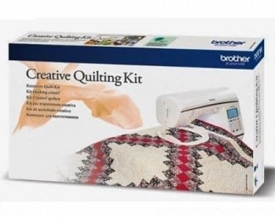 BROTHER CREATIVE QUILTING KIT