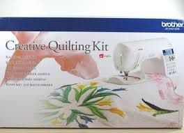 BROTHER CREATIVE QUILTING KIT for Innov-is 10, 15, 20, 27, 30, 35, 50 and 55 models