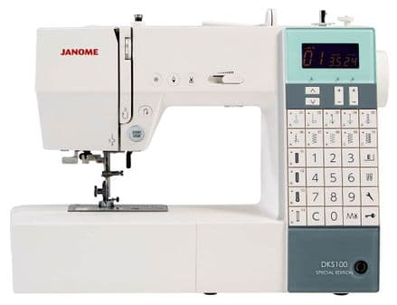 JANOME DKS 100 SPECIAL EDITION