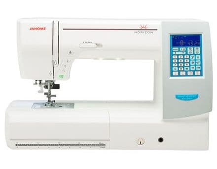 JANOME HORIZON 8200QCP SPECIAL EDITION
