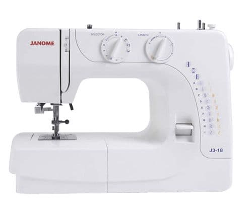 Sewing machine for the beginner