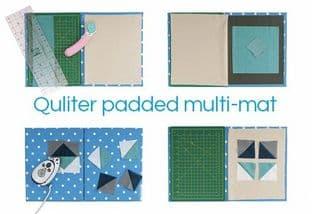 0  JE 69 Quilter's Multi-Mat: 30 x 24cm