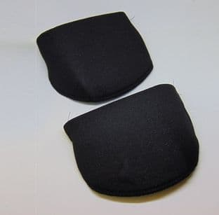0  NSP/2 Shoulder Pads: D Shape - Small - Choice of Colour