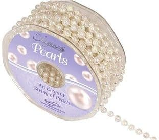 0 Pearl Beads 8mm