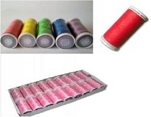 00  3001 Universal 100% Polyester Sewing Thread - 200m -