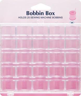 0H160 Bobbin Box: Plastic