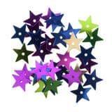 104/ Sequins: Stars: Medium - Full Colour Range