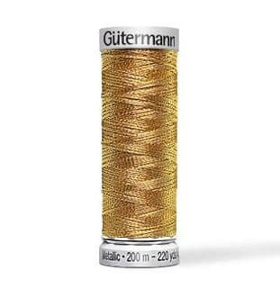 2T50M Metallic Effect Thread: 50m - Choice of Shades