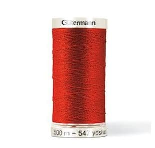 2T500 Gutermann Sew-All Thread - 500m -Full Colour Range