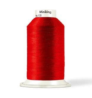 715263 Miniking Overlocking Thread: 1000m