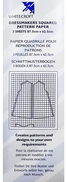 75850 Pattern Paper - 3 sheets
