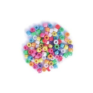 CF174 Pony Beads: 5 Packs of 20g