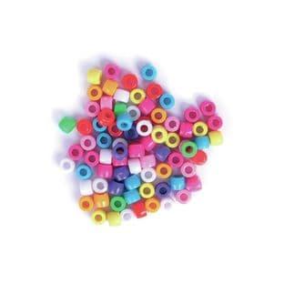 CF179 Pony Beads: 5 Packs of 20g