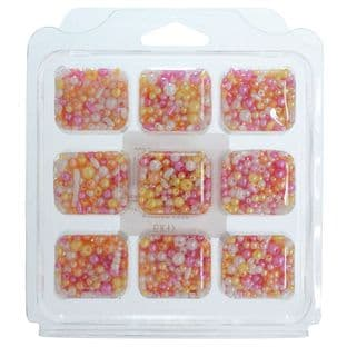 CX17 Pearl Beads: Assorted: 3 Packs