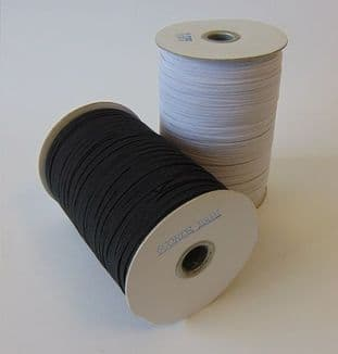 E00087 16 Cord Elastic - 100m - Choice of Colour