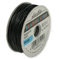 EC Elastic Cord: 1 Pack of 25m x 1mm- Full Colour Range