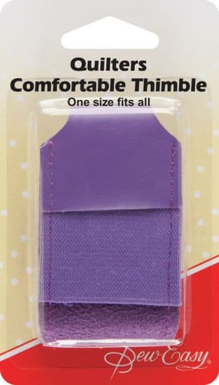 ER223 Leather Quilters Thimble - Sew Easy