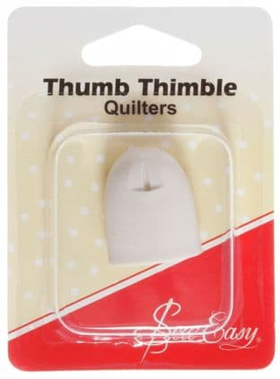 ER227 Quilters Thumb Thimble - Sew Easy