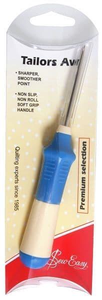 ER271.ST Soft Grip Tailors Awl - Sew Easy