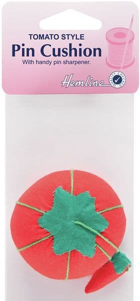 H277 Pin Cushion with Attached Sharpener