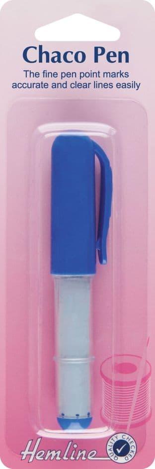 H868.B Chaco Pen - Blue