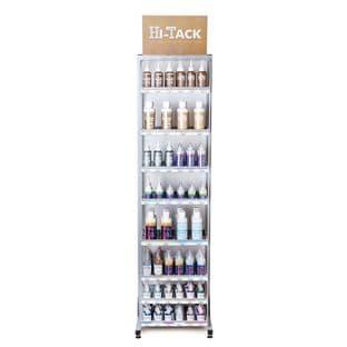 HTSTD Adhesive: Hi-Tack Glues: Static Floor Stand (44)