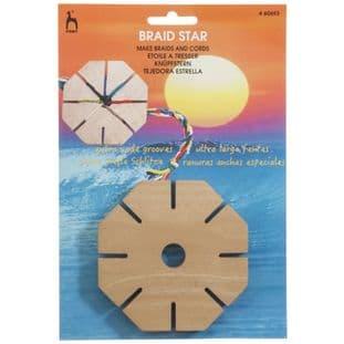 P60693 Maple Braid Star
