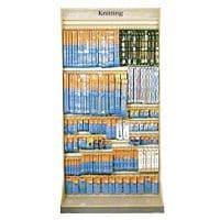 PM35-40 Stand: Knitting Pins: 35-40cm: 1 Metre