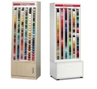 SVK252/6 Gutermann Cabinet: Sew-All 100m, Top, Extra - Choice of FInish