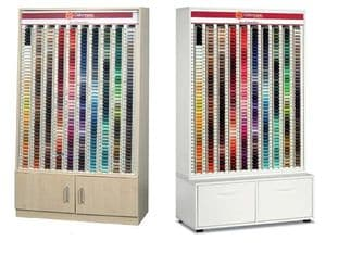 SVK420/1 Gutermann Cabinet: Sew-All 100m - Choice of Finish