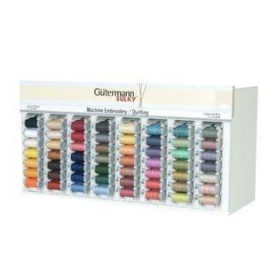 SVKGSA80/4 Gutermann Sulky Cabinet (White): Sulky Cotton