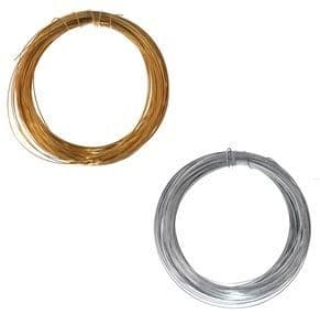 Wire: 0.4mm x 20m: 1 Pack of 100 - Choice of Colour and Pack Size