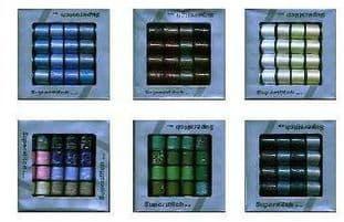 C00554 Spun Polyester Sewing Thread - 100m - Full Colour Range