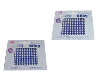 C0302 Bling Bling: Pearls: 4mm - Full Colour Range