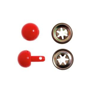 CF021 Toy Noses: Ball: 15mm: Red