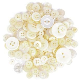Craft Buttons & Beads