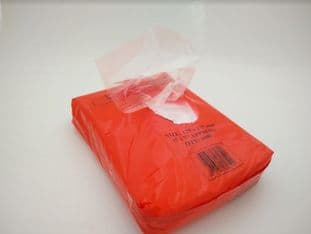 D0000 Packaging: Clear Poly Plastic Bags - Range of Sizes