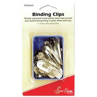 ER898 Binding Clips