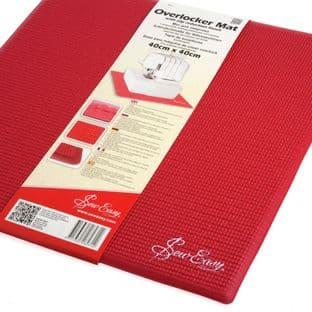 ER906.RED Slip Reduction Mat: Overlocker