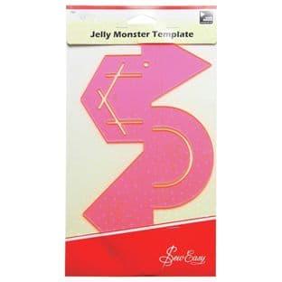 ERGG01.PNK Template: Jelly Monster
