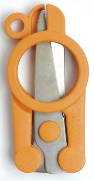 F9512 Classic: Foldable Scissors: 10cm