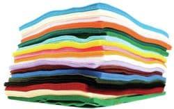 Fabrics, Felts, & Canvas