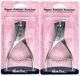 H448 Paper Pattern Notcher