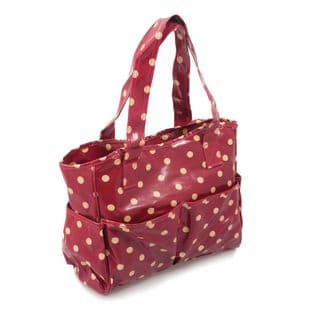 MRB.002 Value Collection: Craft Bag: PVC: Red Spot
