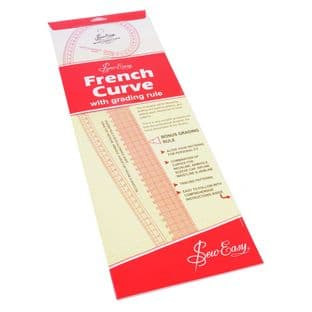 NL4199 French Curve: Metric (1)