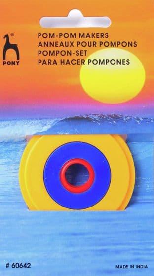 P60642 Pom-Pom Maker - Pony