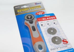 RC-6 Rotary Cutter: 28mm - Soft Grip Handle