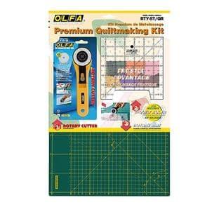 RTY-ST\QR Olfa Quilt Making Kit