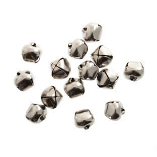 TC912S Bells: Jingle: 12mm: Silver: 100 Pack