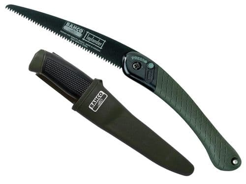 396LAP Laplander Pruning Saw + Knife